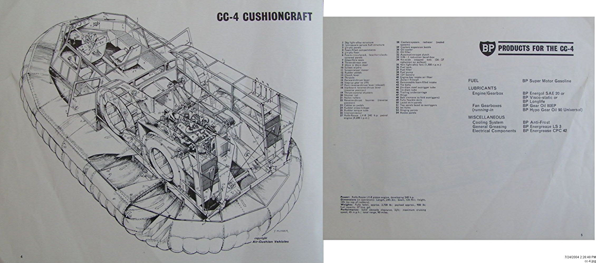 Hovercraft plans and catalogs 4wings hovercraft development cc 4 cushioncraft solutioingenieria Image collections