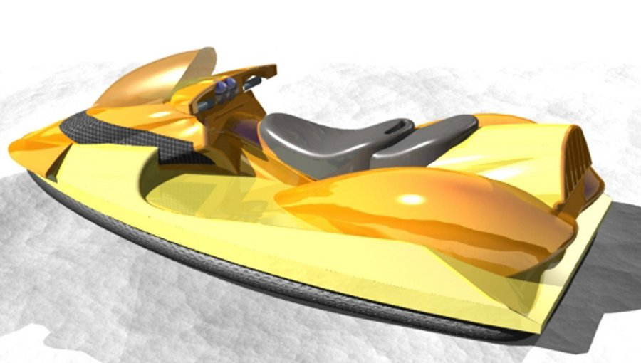 Airwave Hoverski by IO-Design